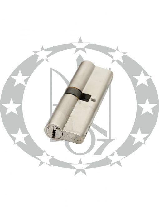 Серцевина KALE 164 BNE 45/45 нікель сатинований
