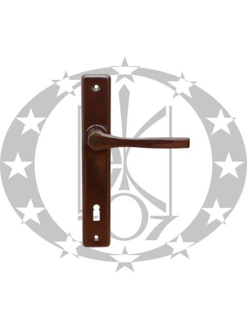 Ручка NATI 90 ключ коричнева