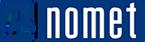 Логотип Nomet