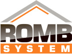 Логотип Romb